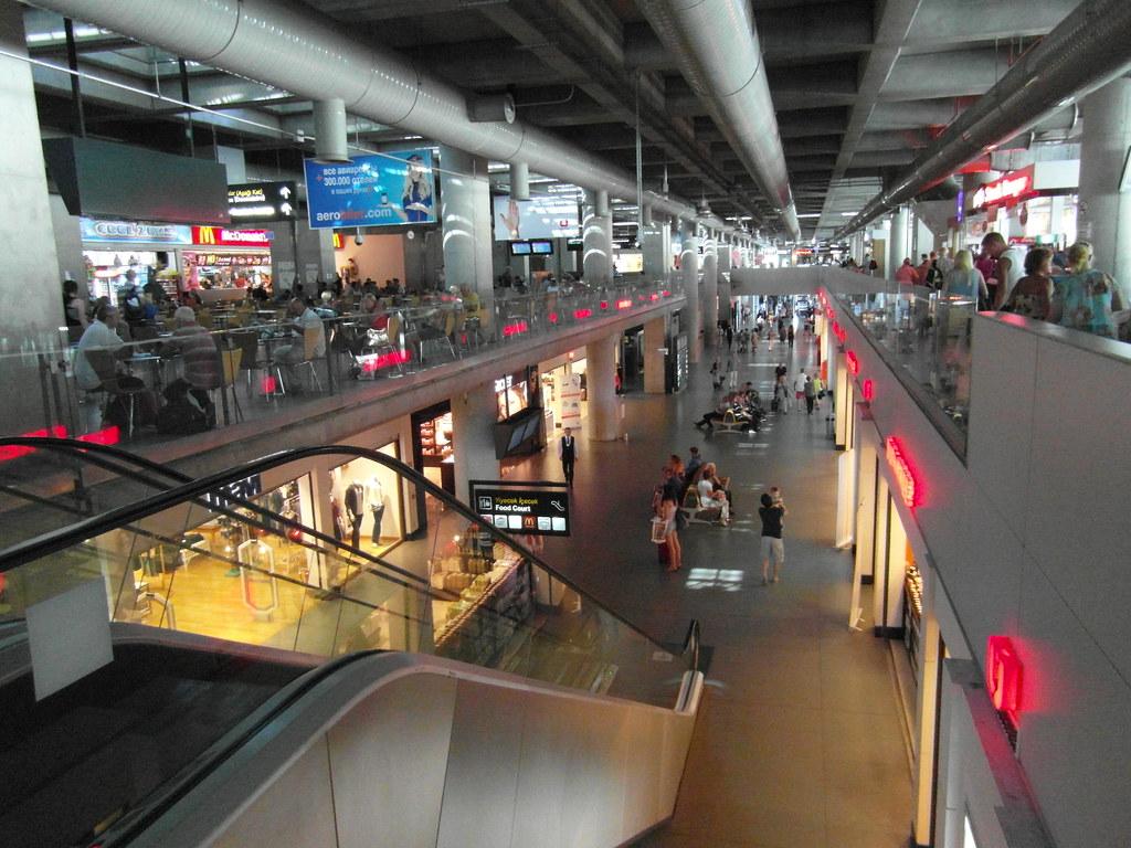Веб-камера Даламан аэропорт