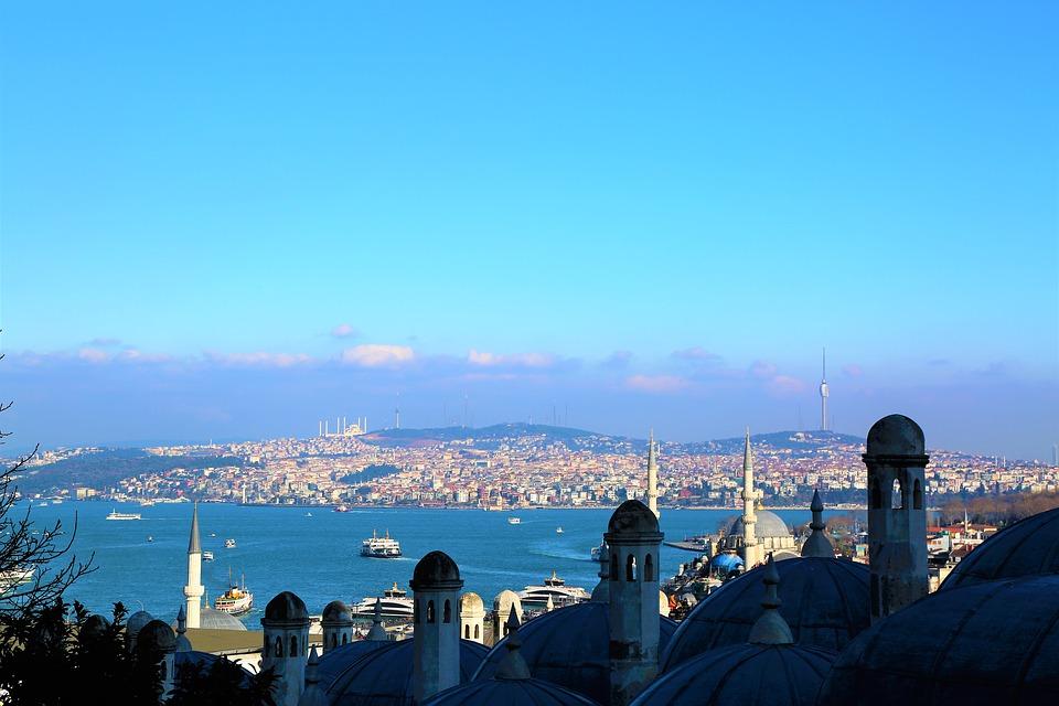 Веб-камеры Стамбула онлайн в реальном времени