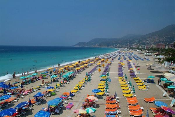 Алания веб-камеры пляж Клеопатра онлайн