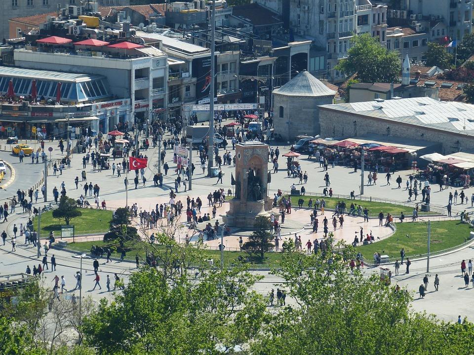 Монумент Республика Таксим
