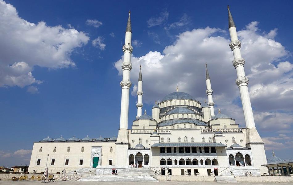 Анкара веб-камера онлайн