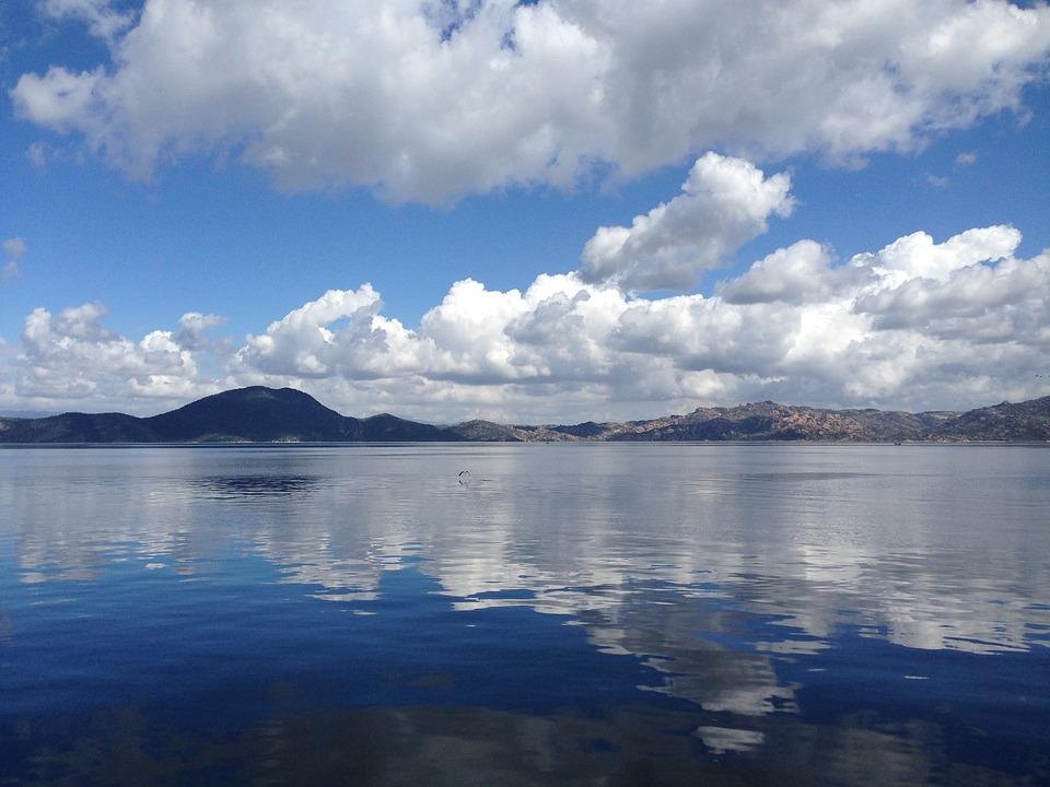 Дидим, озеро Бафа